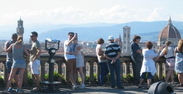 Firenze Piazzale 1