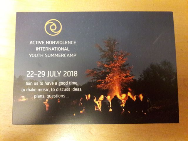 Sommercamp Schlamau 2018 1