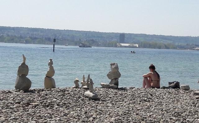 Stonhenge su lago