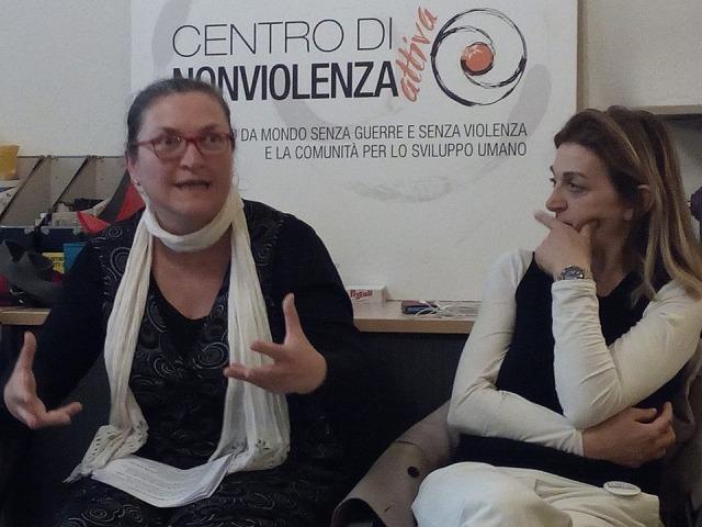 Centro nonviolenza attiva Milano primo piano